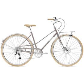 Creme Caferacer Solo Disc Citybike Damer hvid